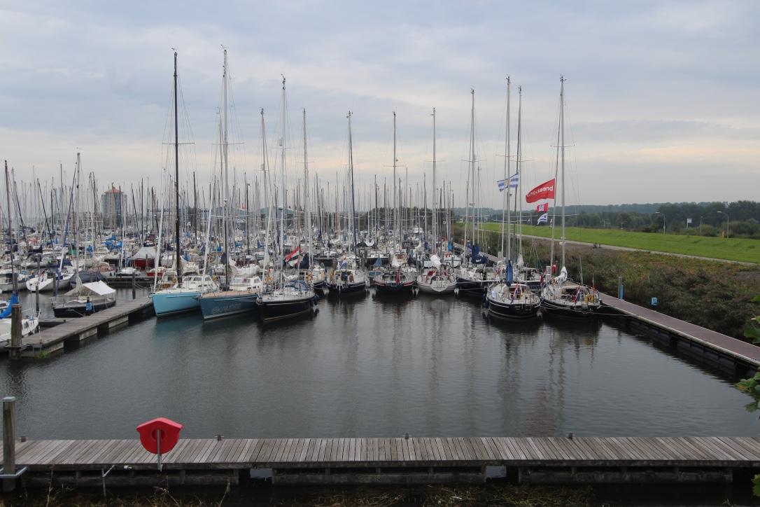 Lelystad haven