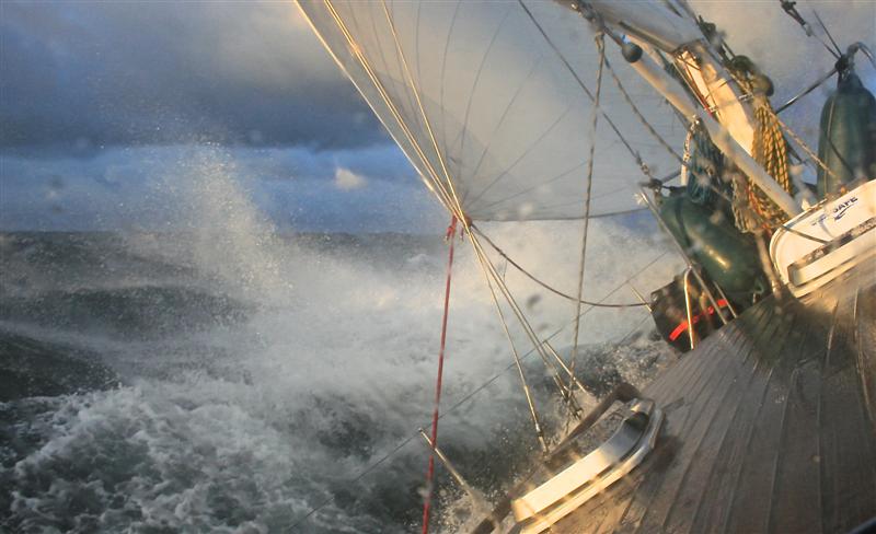 Breehorn storm